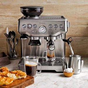 Breville Barista Express Look and Design