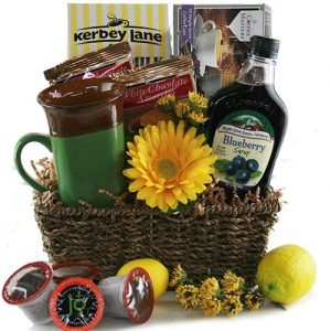 day break kcup gift basket