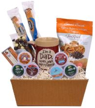 Super Dad K-Cup Gift Basket
