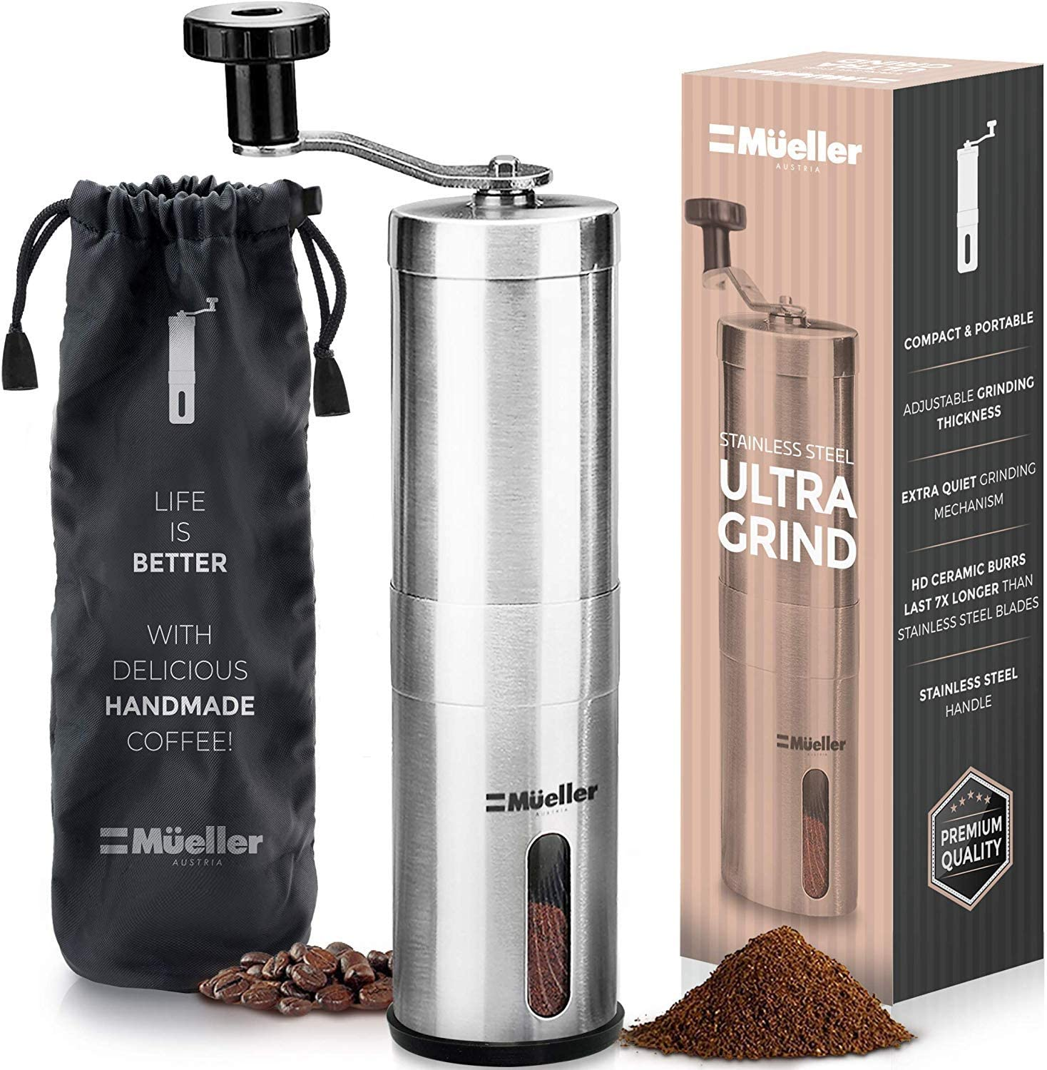 Manual Coffee Grinder Black Friday Deals 2020 Morning Call Coffee Stand