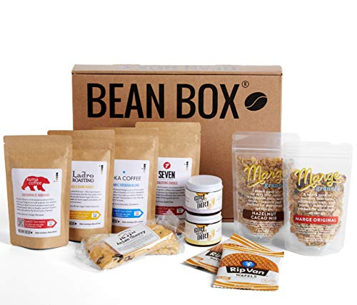 Coffee Lover's Gift Box Idea - Bean Box