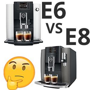 Jura E6 vs E8 thumbnail