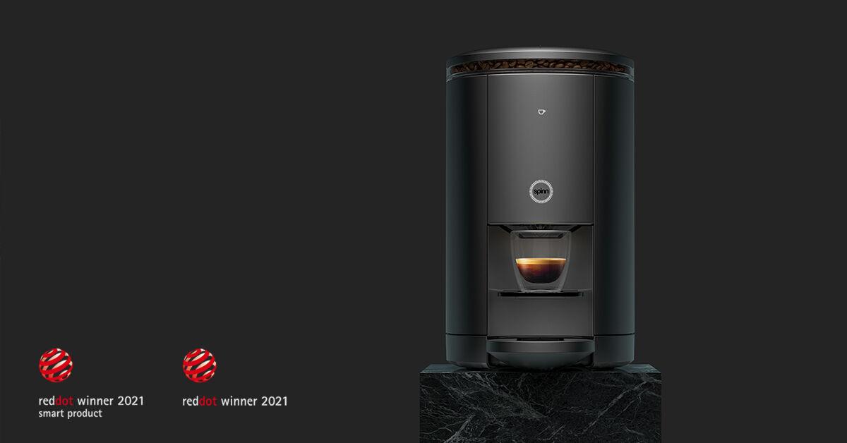 Spinn coffee design awards