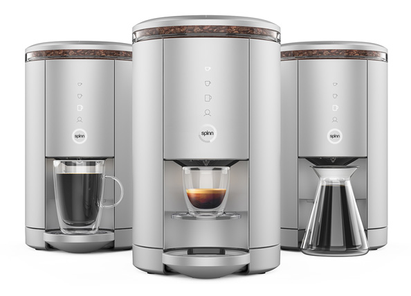 Spinn centrifugal coffee maker options